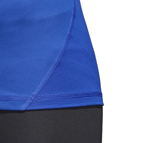 Pánské tričko adidas Performance AlphaSkin SPRT LST M - foto 5