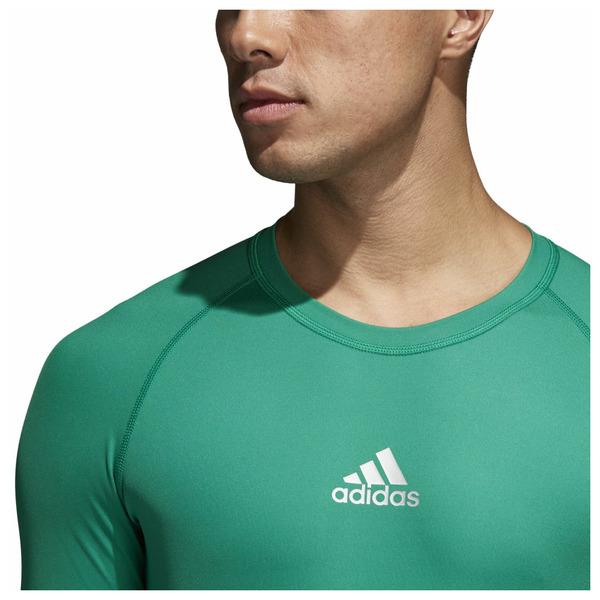 Pánské tričko adidas Performance AlphaSkin SPRT LST M - foto 3
