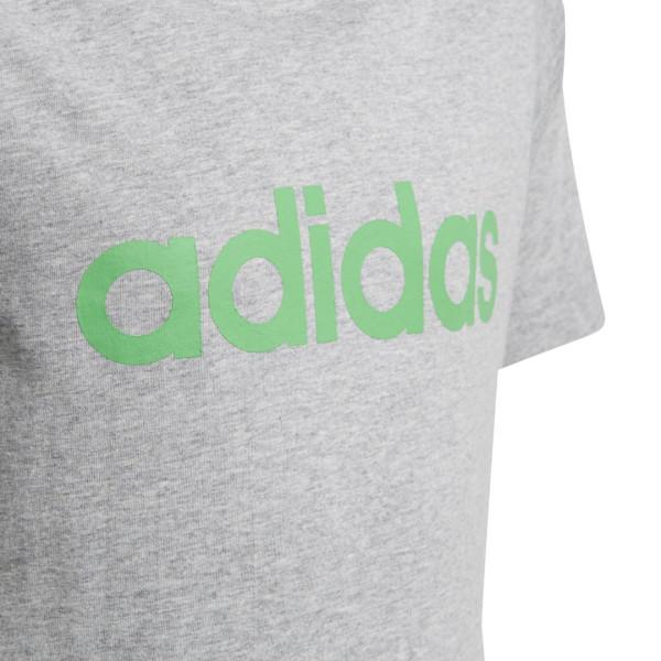 Chlapecké tričko adidasPerformance YB LIN TEE - foto 1