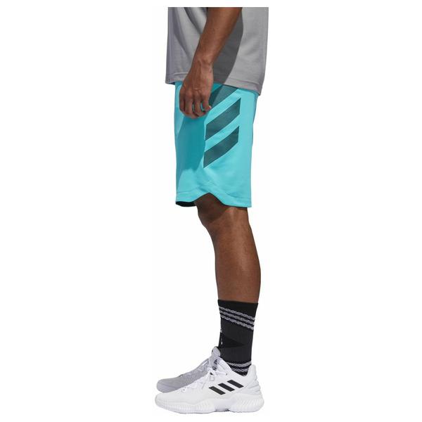 Pánske krátke nohavice adidasPerformance ACT 3S Short - foto 1