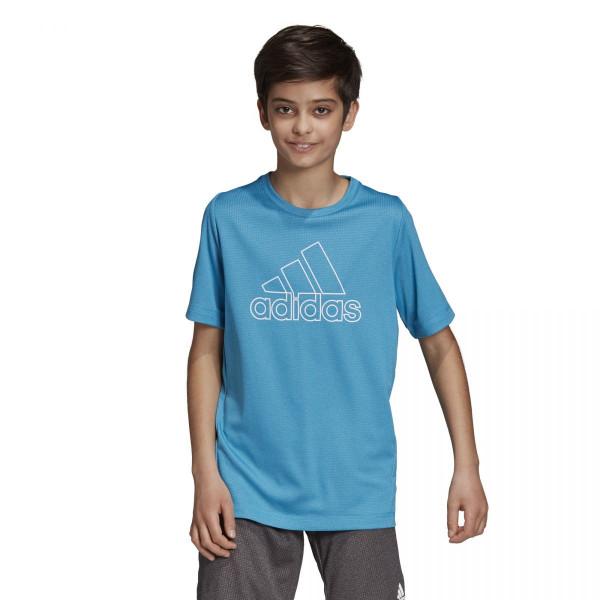 Chlapecké tričko adidasPerformance YB TR CHILL TEE - foto 0