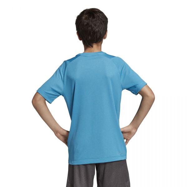 Chlapecké tričko adidasPerformance YB TR CHILL TEE - foto 3