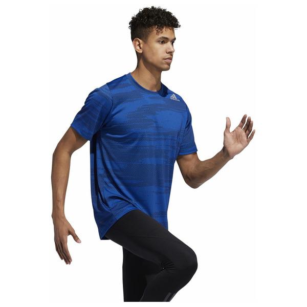 Pánské tričko adidasPerformance WINTRD TEE B - foto 1
