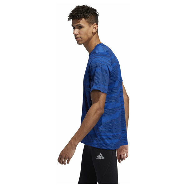 Pánské tričko adidasPerformance WINTRD TEE B - foto 2