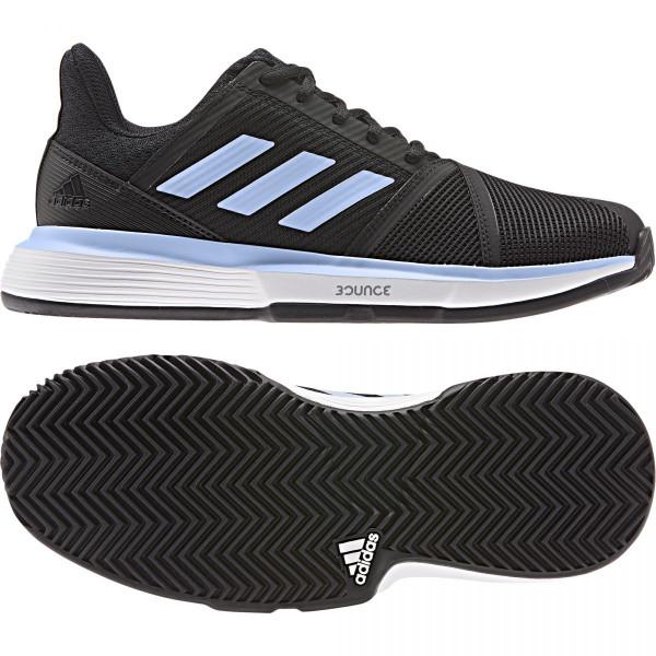 Dámské tenisové boty adidasPerformance CourtJam Bounce W clay - foto 0