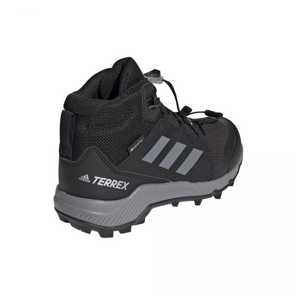 Detské členkové topánky adidasPerformance TERREX MID GTX K - foto 4