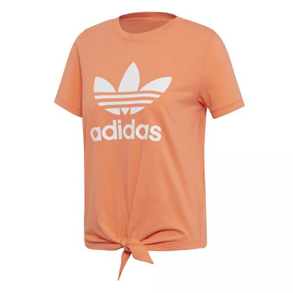 Dámské tričko adidasOriginals TRFL TEE KNTD - foto 4