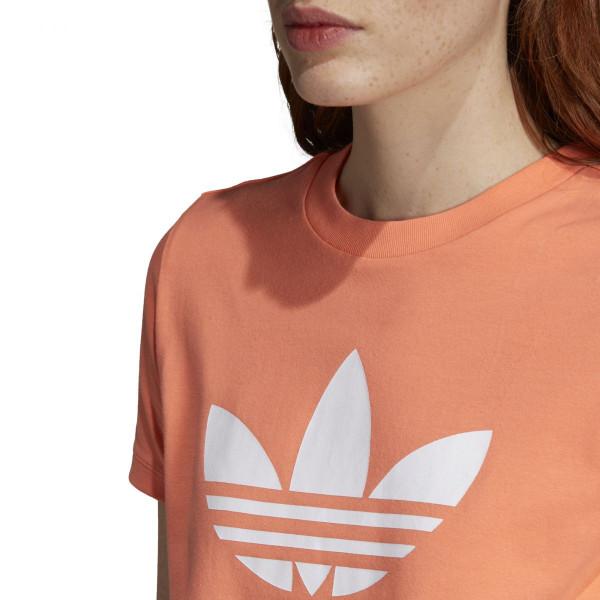 Dámské tričko adidasOriginals TRFL TEE KNTD - foto 6