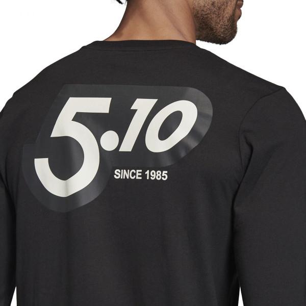 Pánské funkční tričko adidasPerformance 5.10 GFX LS - foto 8