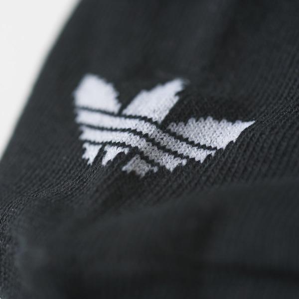 Ponožky adidasOriginals TREFOIL LINER 3 PÁRY - foto 2