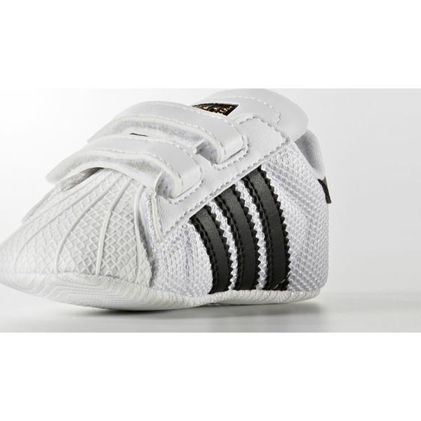 Detské tenisky adidasOriginals SUPERSTAR CRIB - foto 1