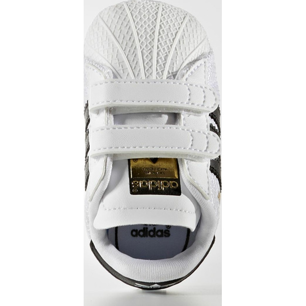 Detské tenisky adidasOriginals SUPERSTAR CRIB - foto 3