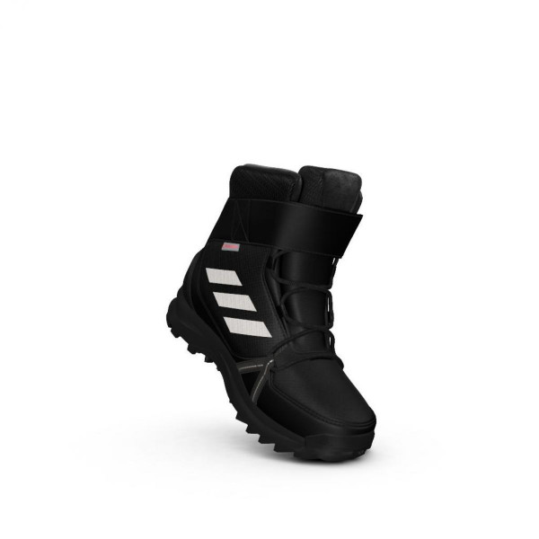 Detské členkové topánky adidasPerformance TERREX SNOW CF CP CW K - foto 7